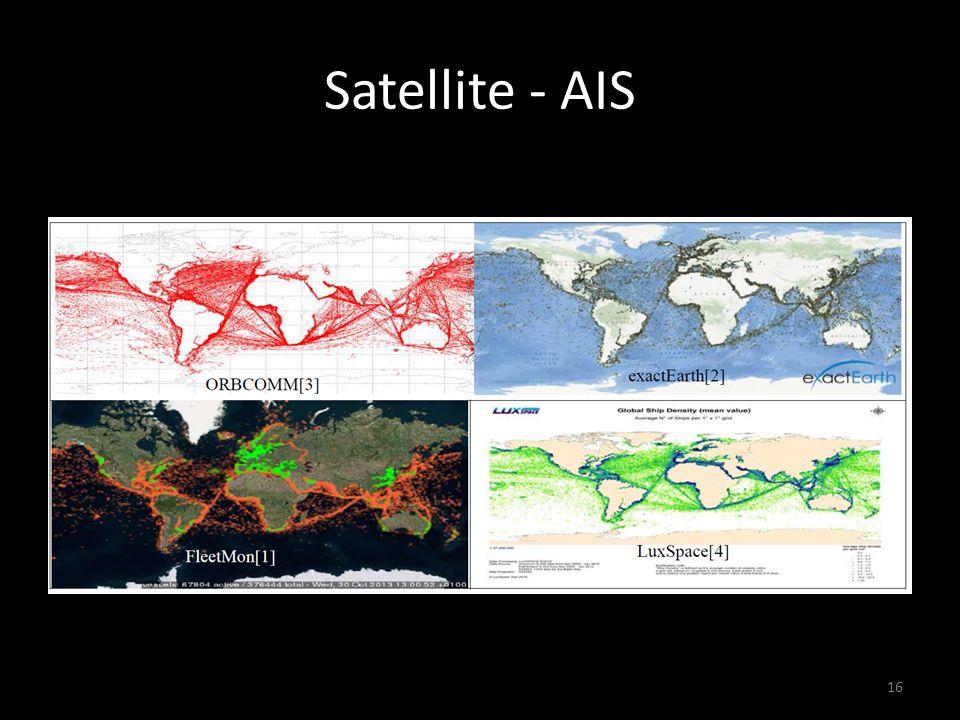 Satellite - AIS 16