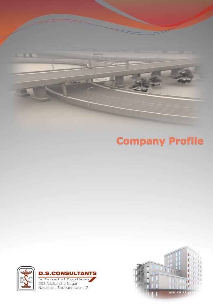 Company Profile 502,Nilakantha Nagar Nayapalli, Bhubaneswar-12