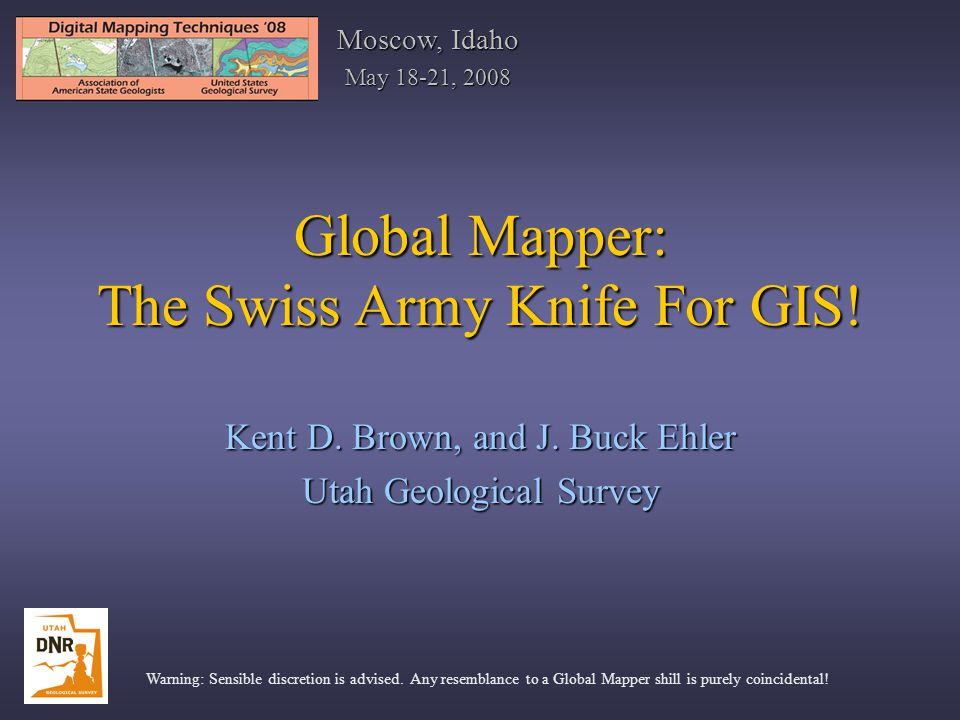 Global Mapper: Data Re-projection and Conversion Here we batch process DRGs, changing image format and projection.