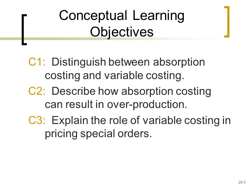 19-14 Analysis of Income Reporting for Variable Costing: Units Produced Equal Units Sold A1 P2