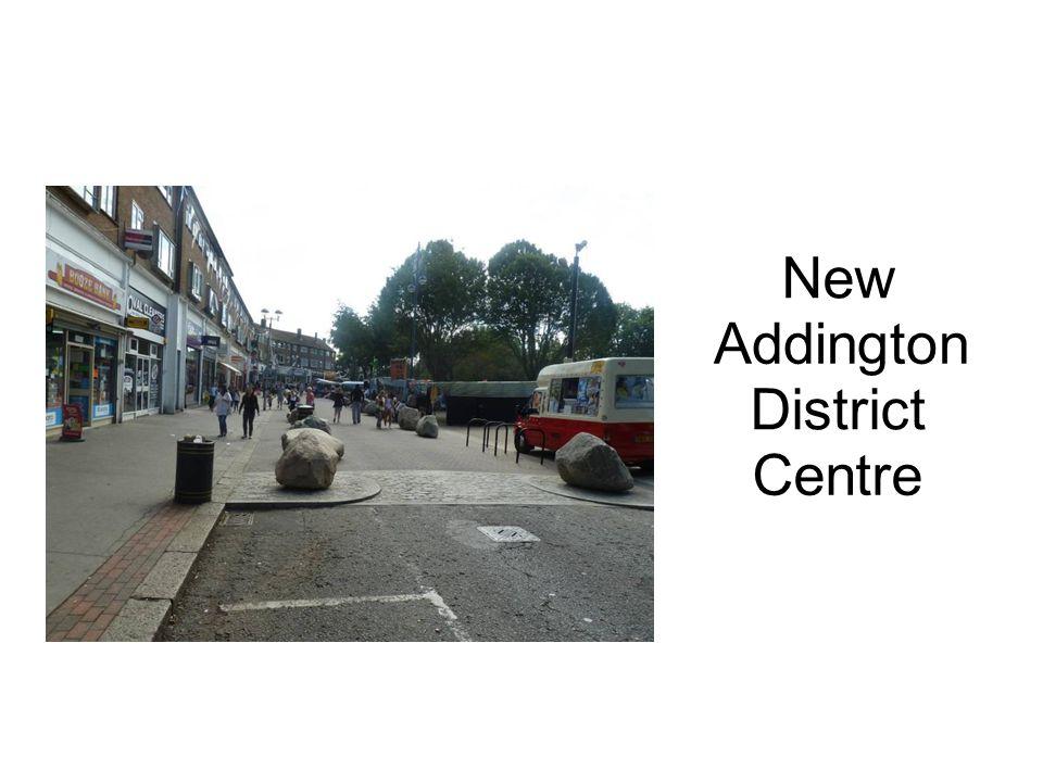 Addington District Centre New