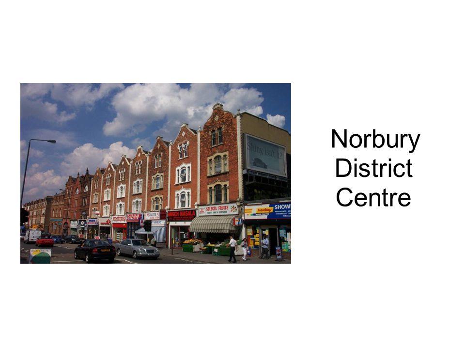 Norbury District Centre