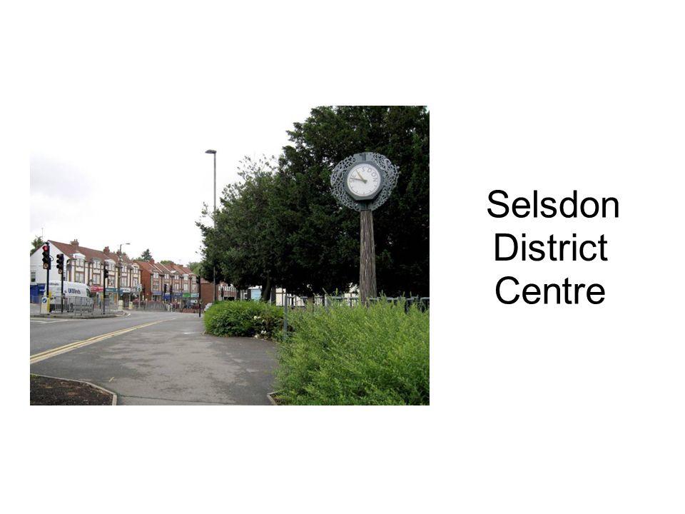 Selsdon District Centre