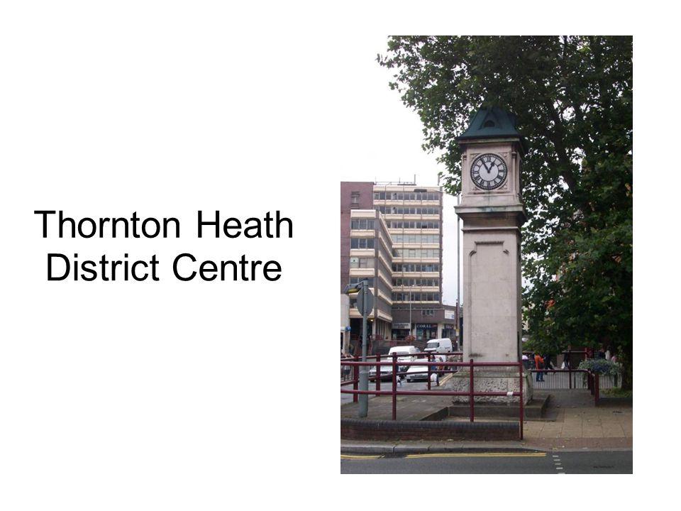 Thornton Heath District Centre