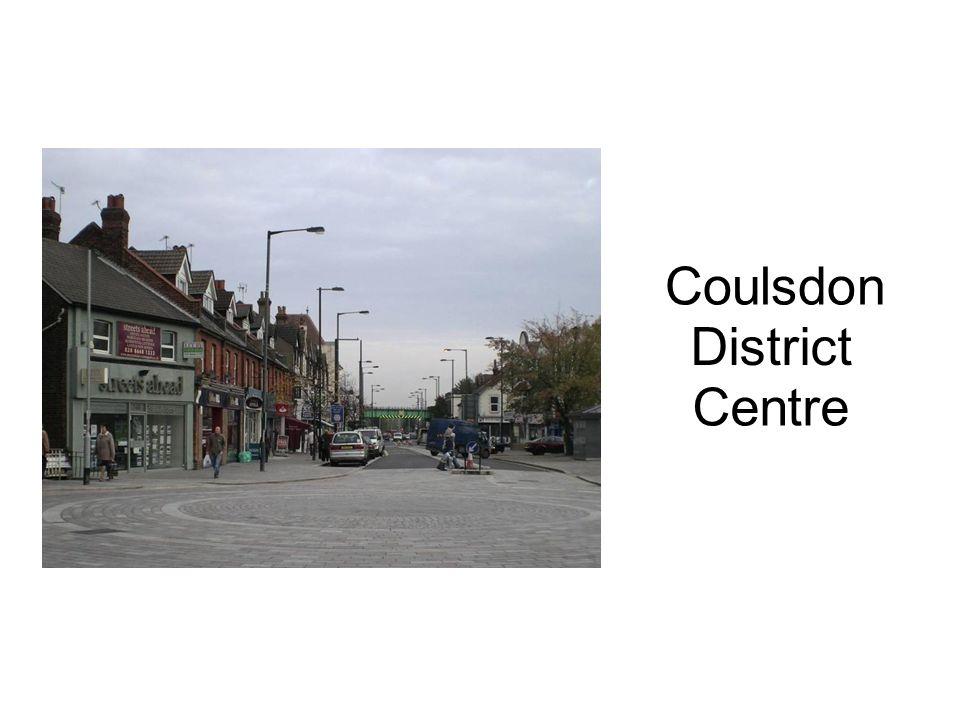 Coulsdon District Centre