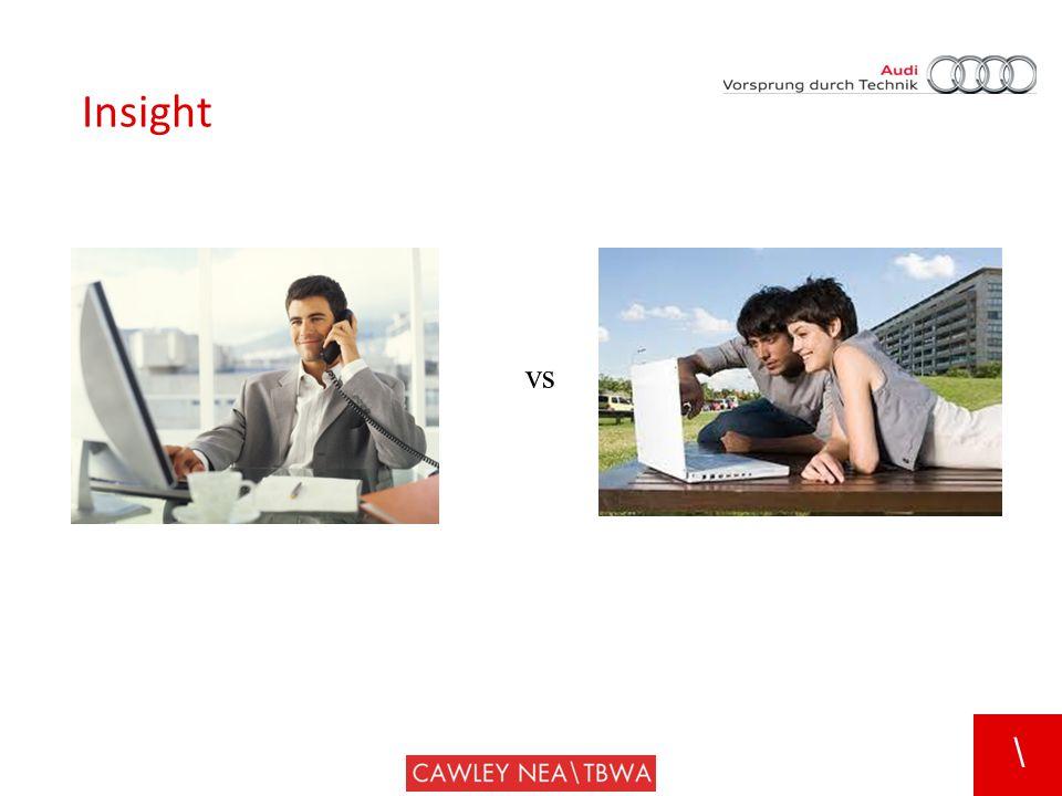\ Insight vs