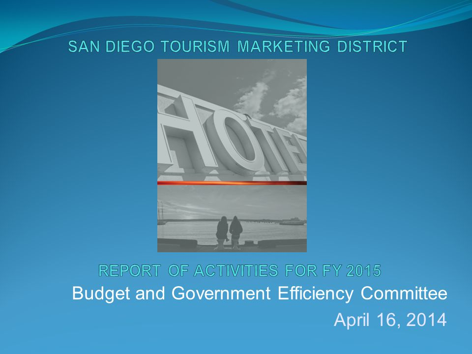Budget and Government Efficiency Committee April 16, 2014