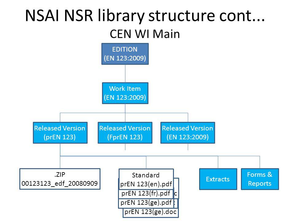 Standard prEN 123(ge).doc Standard prEN 123(fr).doc Standard prEN 123(en).doc Standard prEN 123(ge).pdf Standard prEN 123(fr).pdf NSAI NSR library str