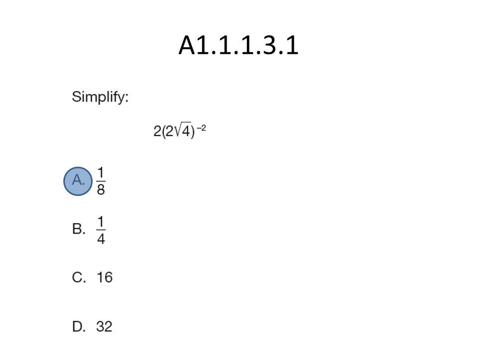 A1.1.1.3.1