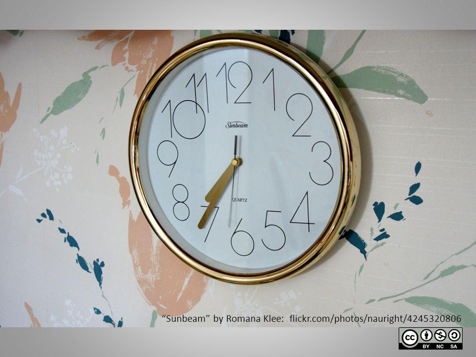 Sunbeam by Romana Klee: flickr.com/photos/nauright/4245320806