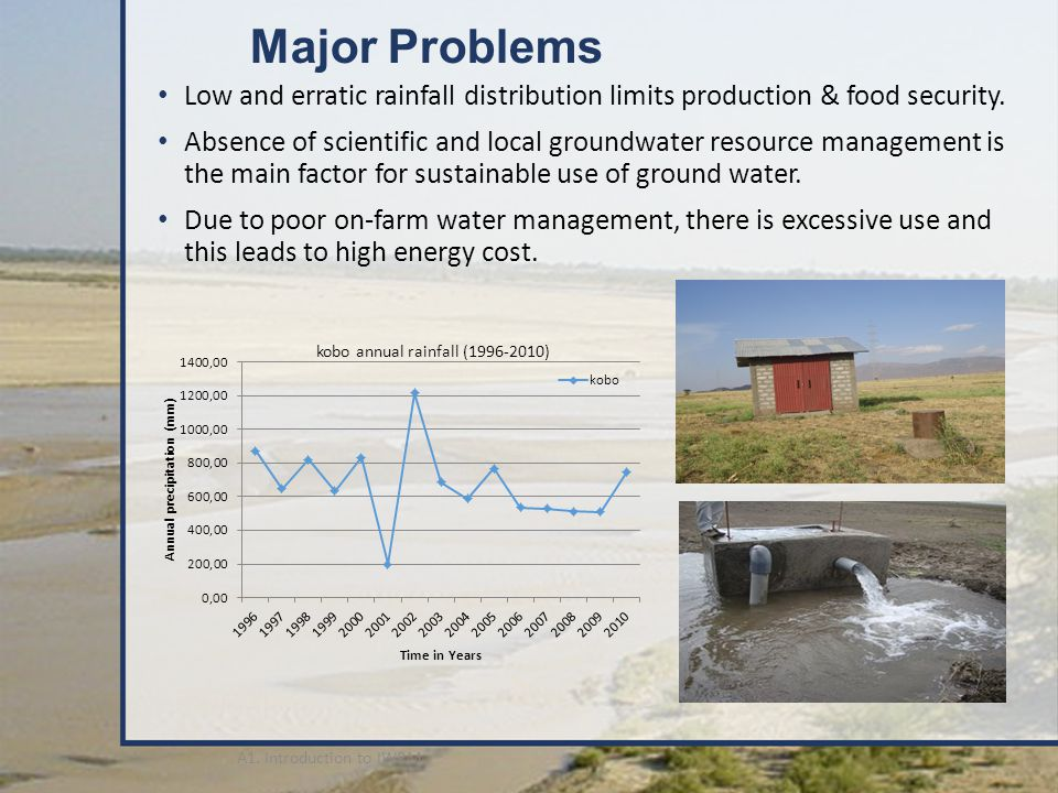 Key Research Questions What is the recharge and abstraction of groundwater in the study area.