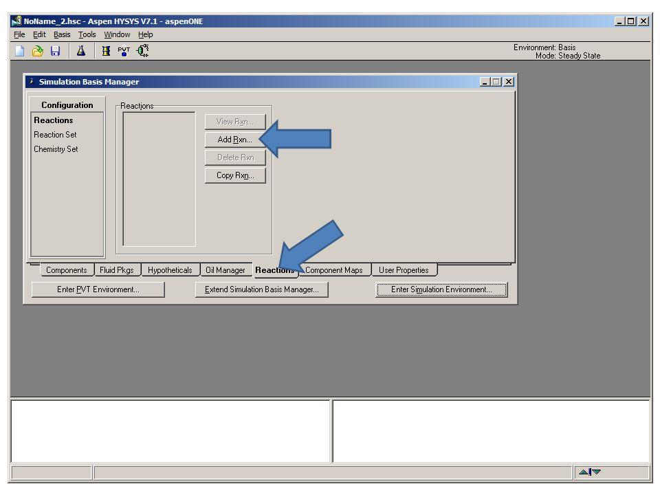 Also add Master Comp Mole Frac , then choose both components: i- butane/add; then n-butane/add.
