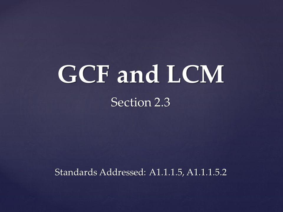 Find the LCM of 18xy 2 and 10y Example 2 18xy 2 : 2  3  3  x  y  y 10y: 2  5  y LCM: 2  3  3  5  x  y  y