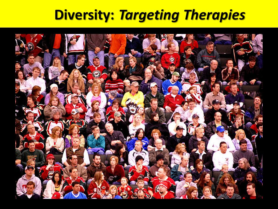 Diversity: Targeting Therapies