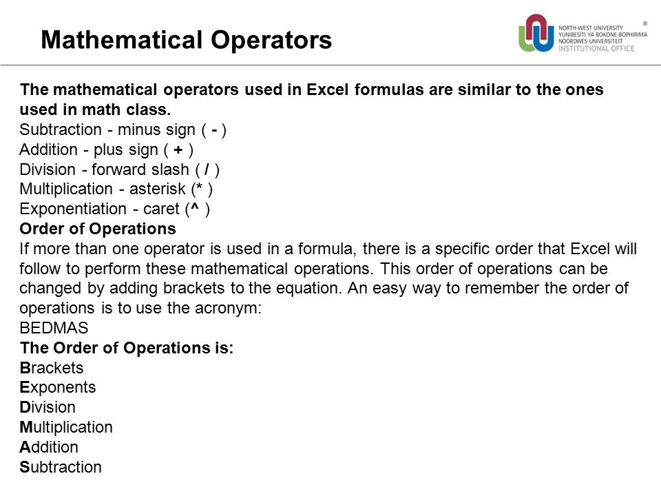Functions What is a function.A function is a pre-set formula in Excel.