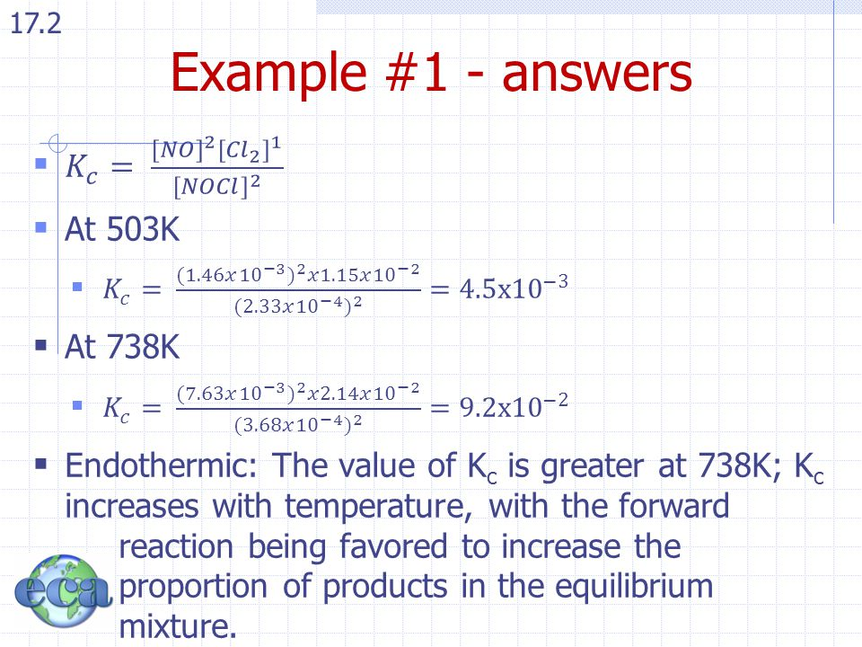 17.2 Example #1 - answers