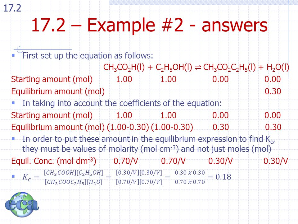 17.2 17.2 – Example #2 - answers