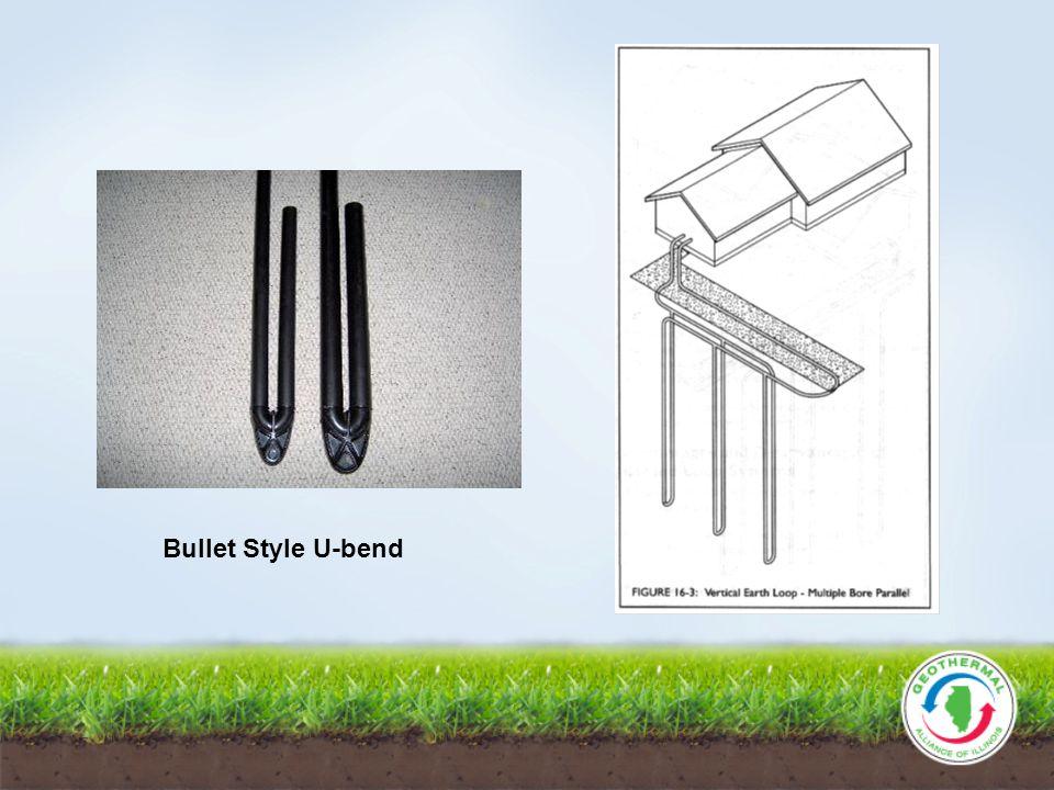 Bullet Style U-bend