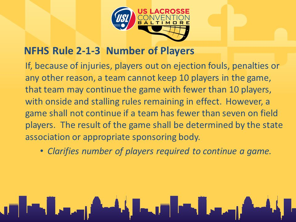 Rule 2-7 Articles 1 and 2: Chief Bench Official The revision provides a) a clearer description of the CBO s duties, authority, and uniform, b) details regarding how the CBO interacts with the on- field officials, and c) additional duties which allow the CBO to penalize flagrant misconduct away from the area of play.