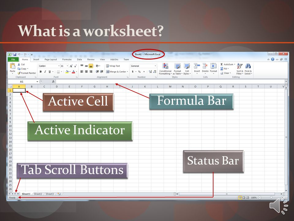 Accessibility Start button  Microsoft Excel Or Start button  All Programs  Office Applications  Microsoft Excel 2010