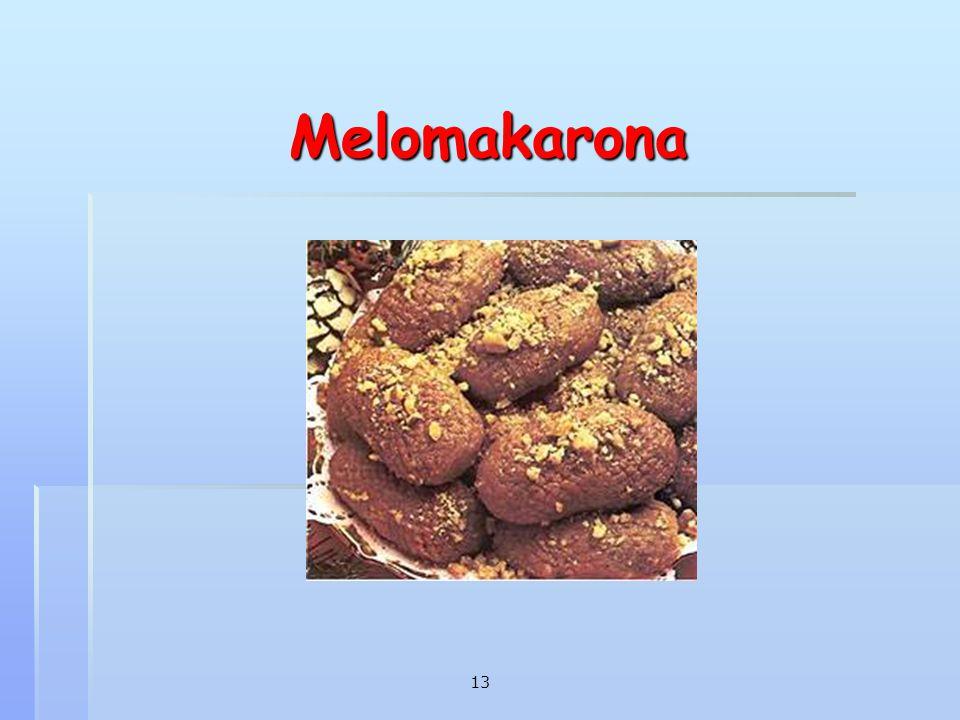 Melomakarona 13