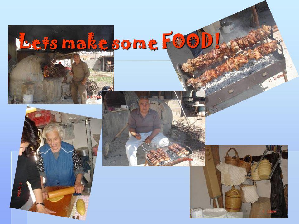 Lets make some FOOD! 2