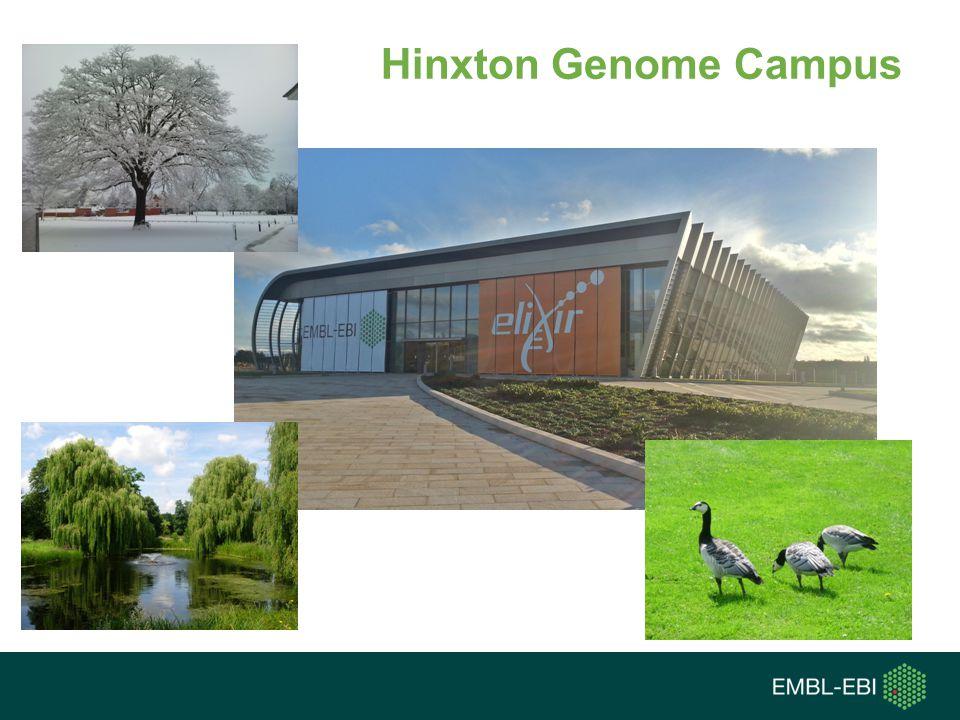 Hinxton Genome Campus