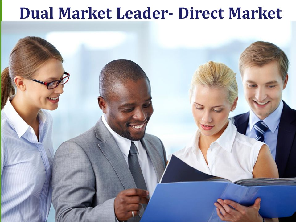 Dual Market Leader- Direct Market