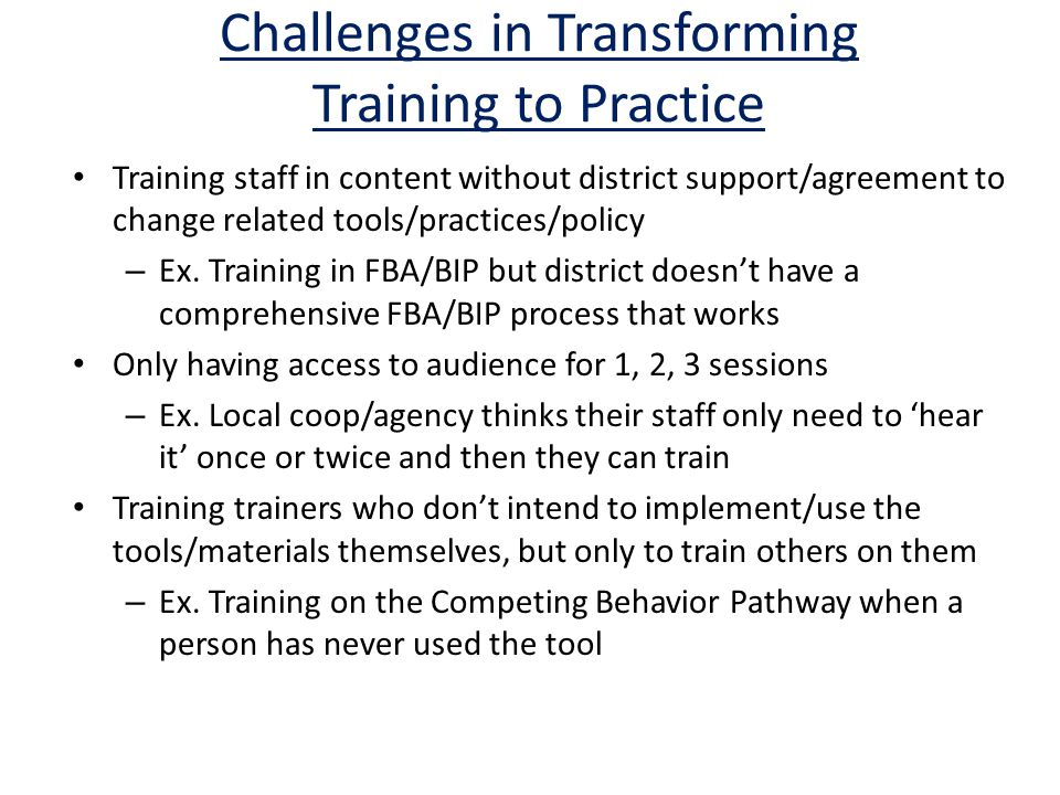 Structure for Evaluation School outcome & process data District outcome & process data State/network outcome & process data Process data must be emphasized; illustrates if interventions are happening, effective etc.
