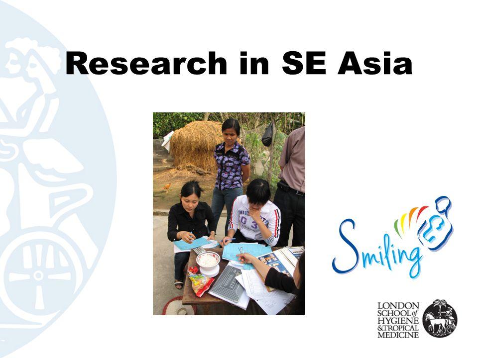 Research in SE Asia