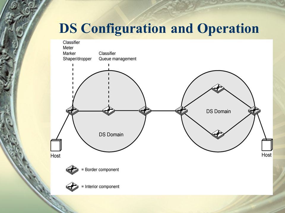 DS Configuration and Operation