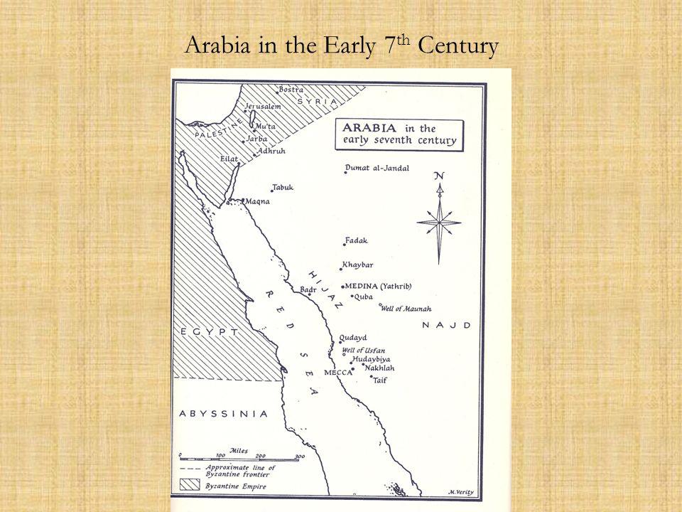 Battle of Badr (March 17, 624)
