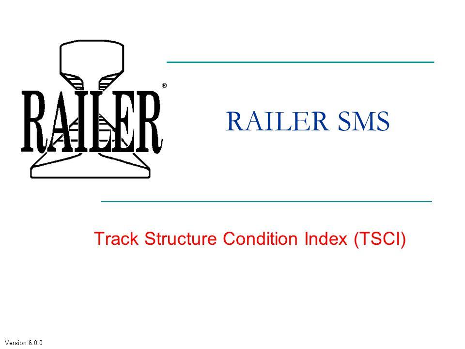 Indexes Viewed in RAILER