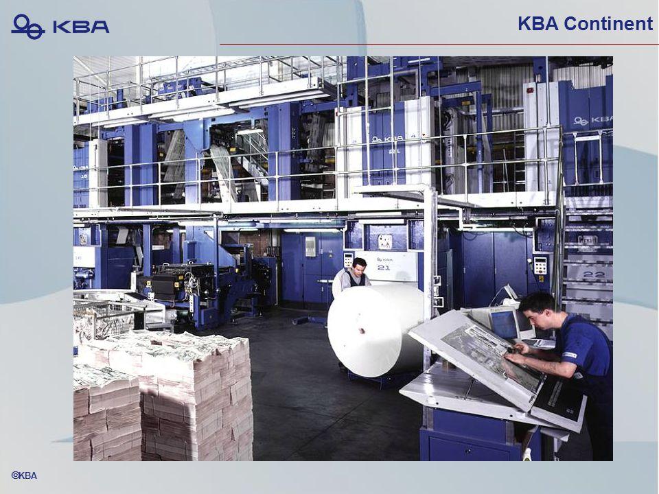  KBA KBA Continent
