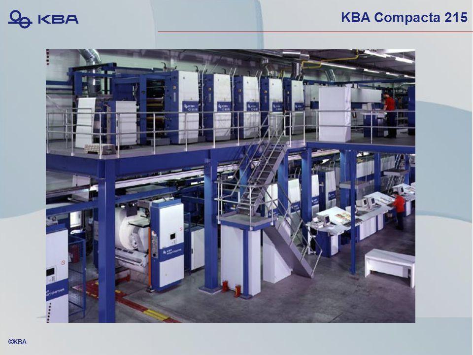  KBA KBA Compacta 215