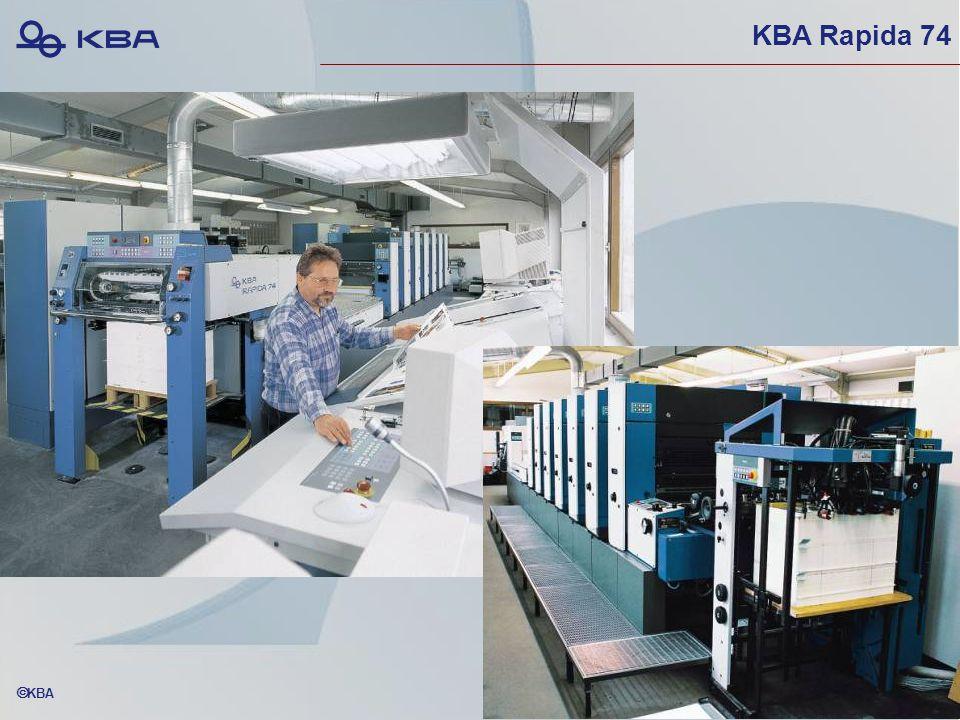  KBA KBA Rapida 74