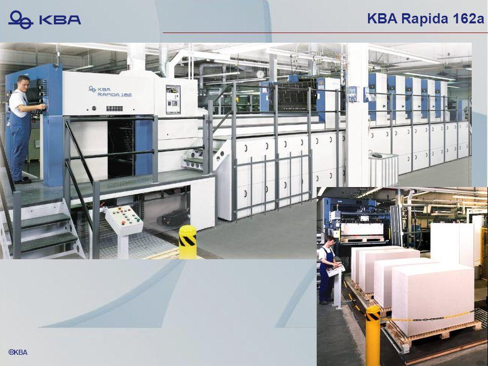  KBA KBA Rapida 162a
