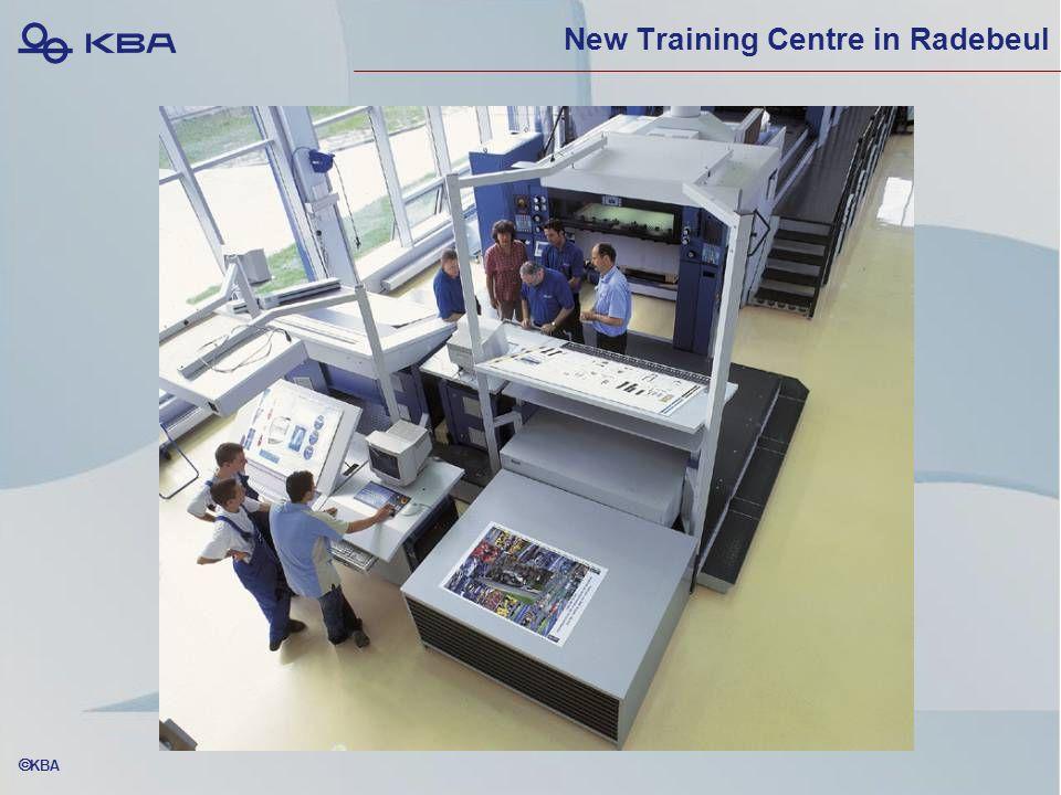  KBA New Training Centre in Radebeul