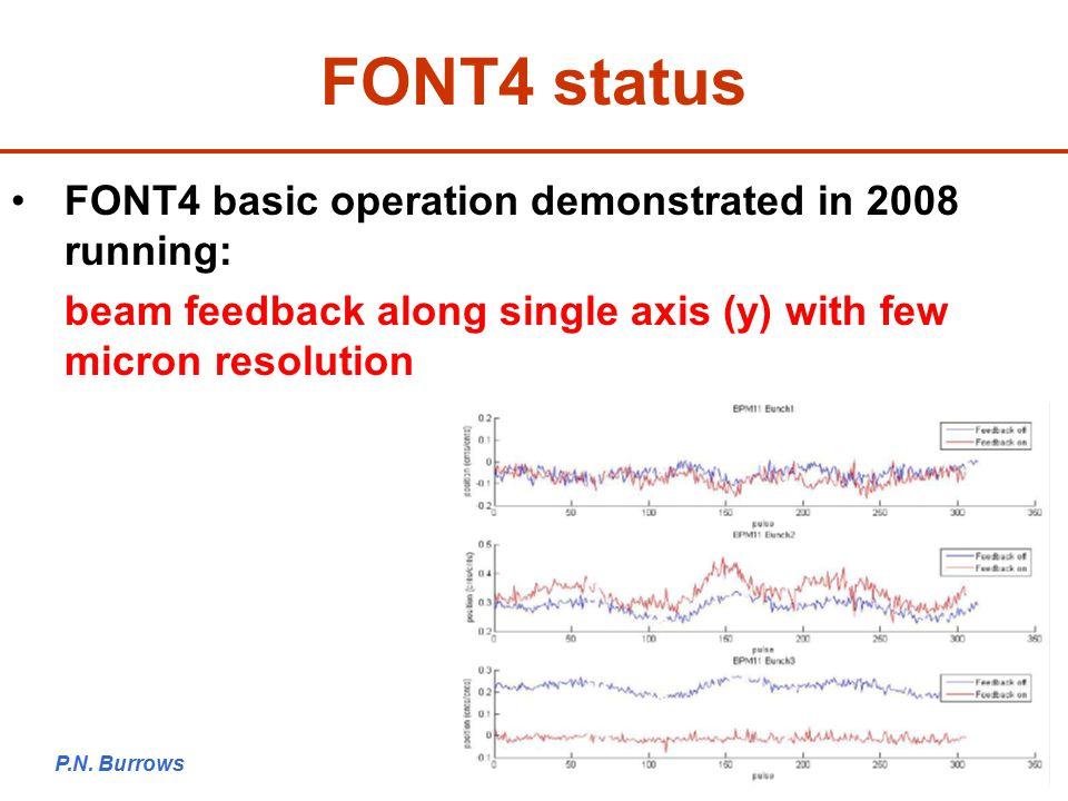 Extraction kicker timing studies