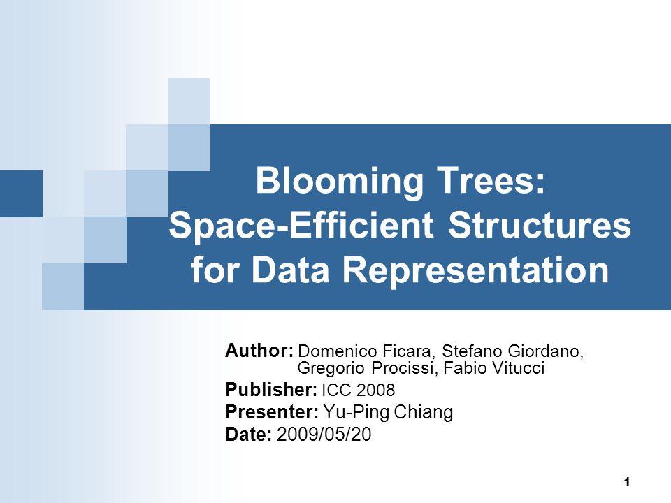 2 Outline Blooming Tree  Lookup  Insert  Delete Optimized Blooming Tree  Lookup  Insert  Delete Simulations