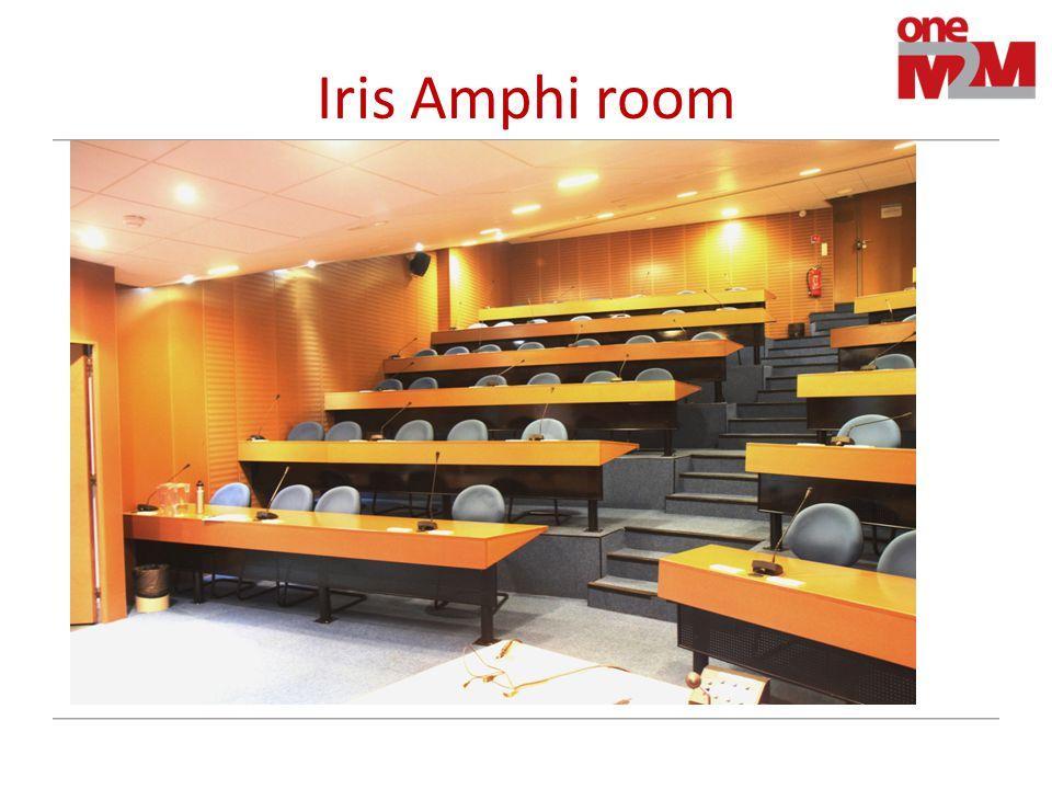 Iris Amphi room