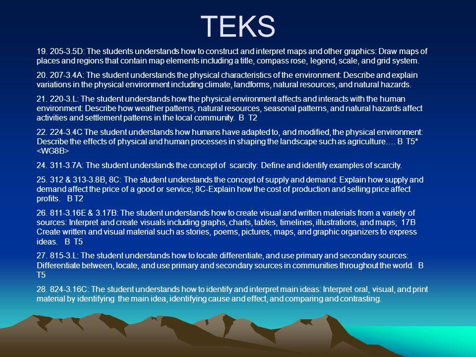 TEKS 19.