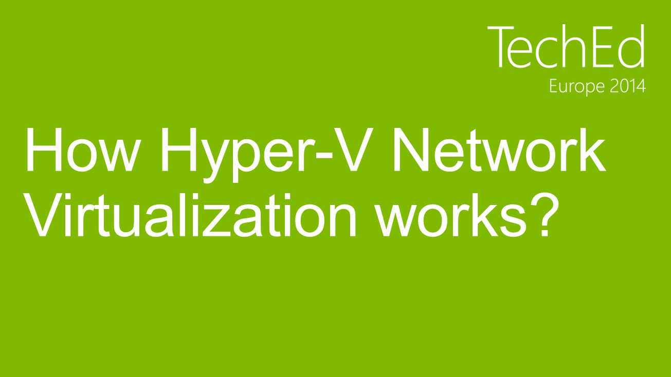 IP range for hypervisors in Paris Datacenter 172.16.0.0/16 IP range for hypervisors in Seattle Datacenter 172.17.0.0/16 1 Logical Network to define those networks : InfraNetworkCloudProvider