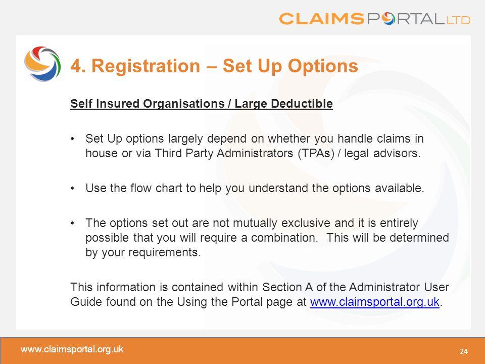 www.claimsportal.org.uk 4.