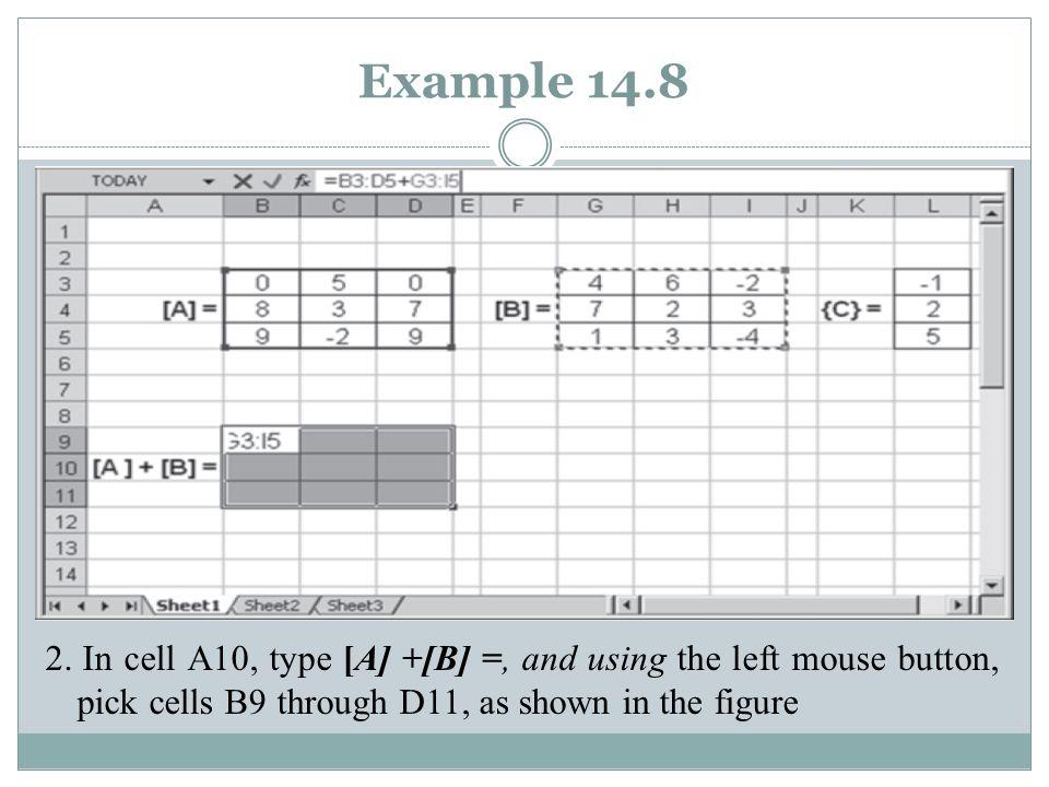 Example 14.8 2.