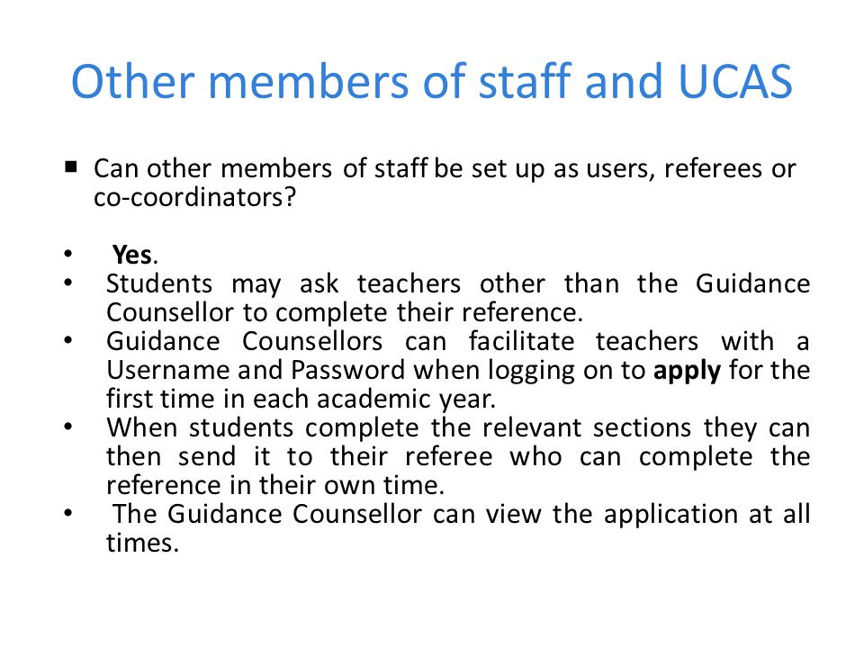 UCAS Terminology: Apply: the online application system for applying for higher education courses.