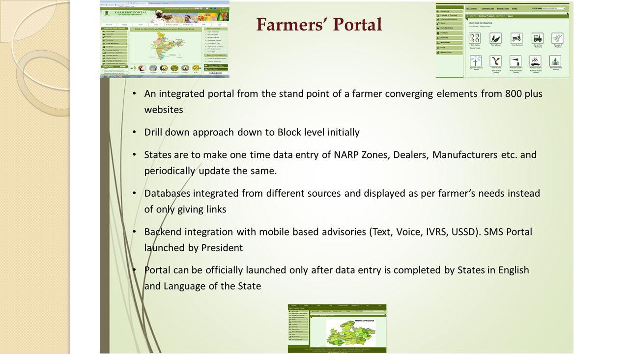 Farmers' Portal