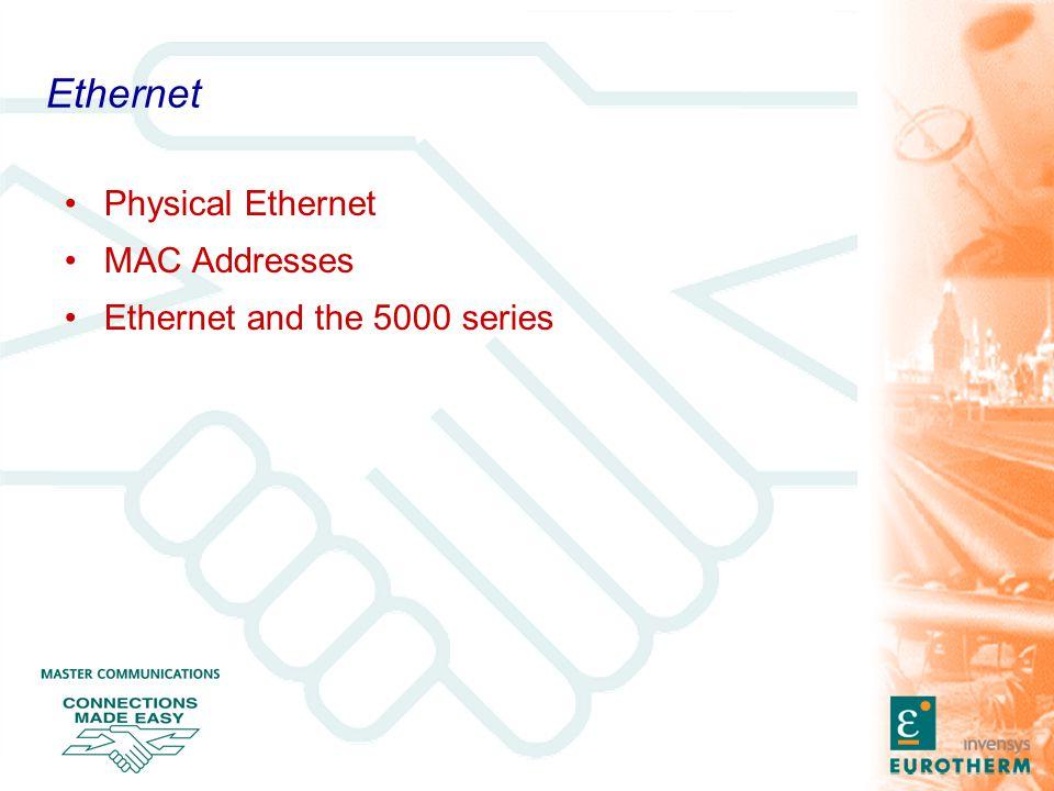 DNS Setup on the 5000 Series