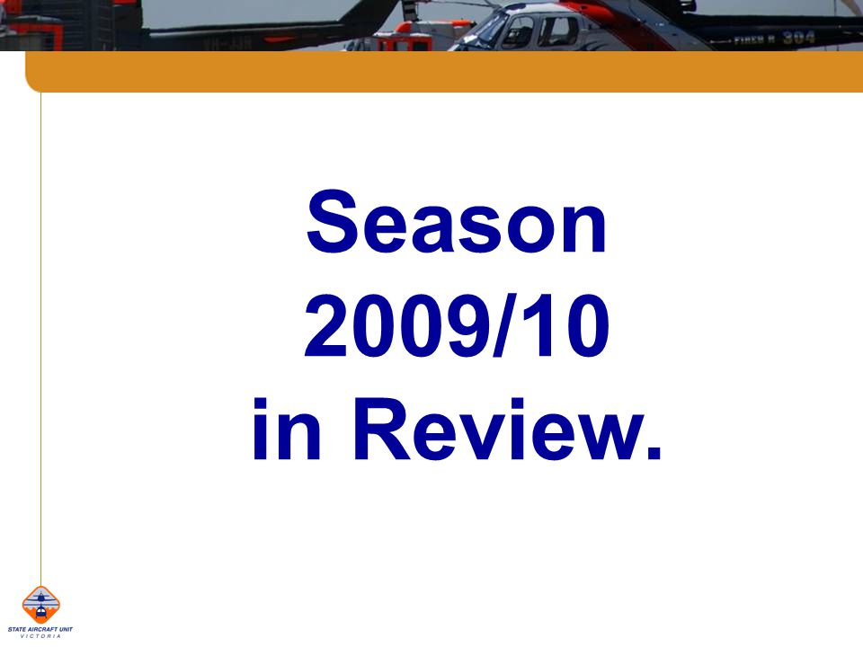 Season 2009/10 in Review.