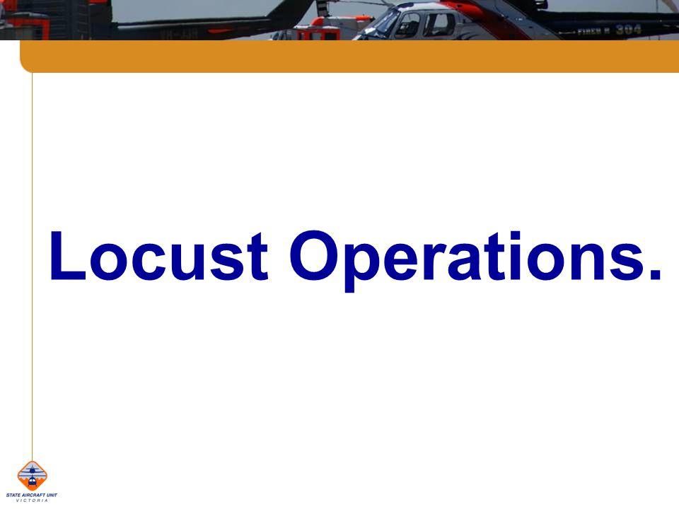 Locust Operations.